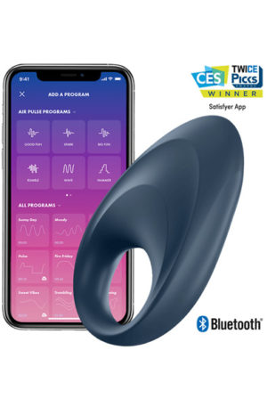 Satisfyer Mighty One - Appstyrd Penisring 1